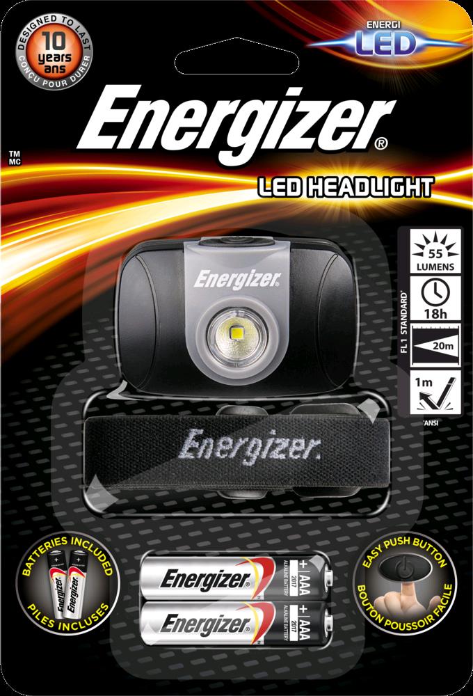 Energizer Value 2 LED Headlight LP09961