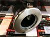 JCC Fireguard LV Plug & Play Downlight Brushed Nickel