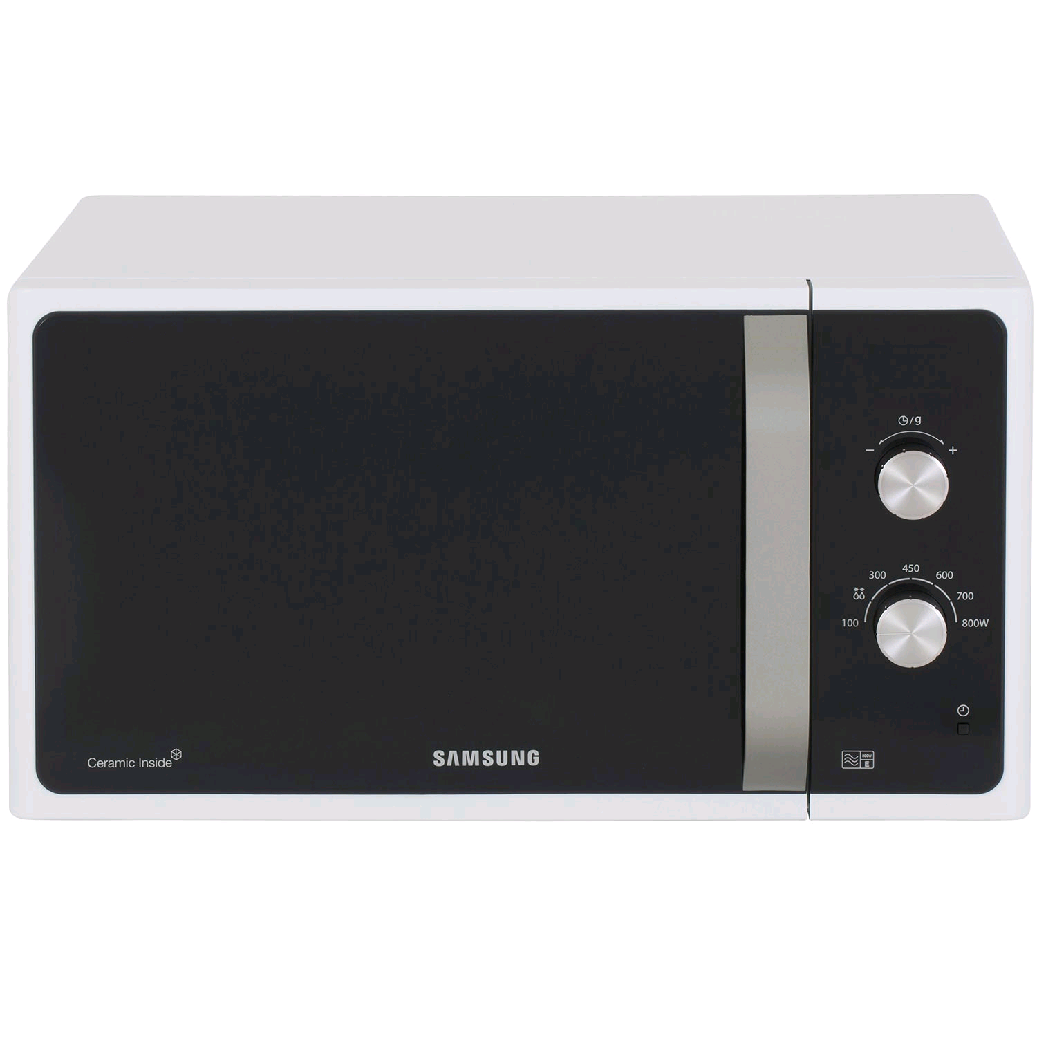 SAMSUNG SOLO 23 ltr Microwave WHITE With Manual Control