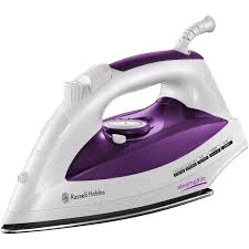 Russell Hobbs Iron Steam & Spray 2400w Ceramic 350ml