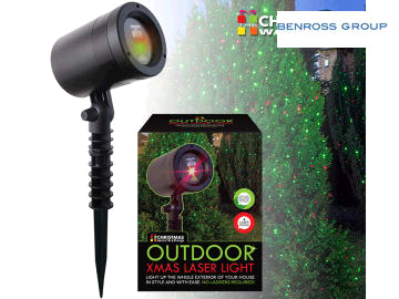 BEN ROSS Multi Function Outdoor Laser Projector 0410299