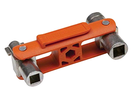 Bahco Multi-Fitting 5 Master Key