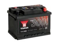 Yuasa 12V 56Ah 500A SMF Battery
