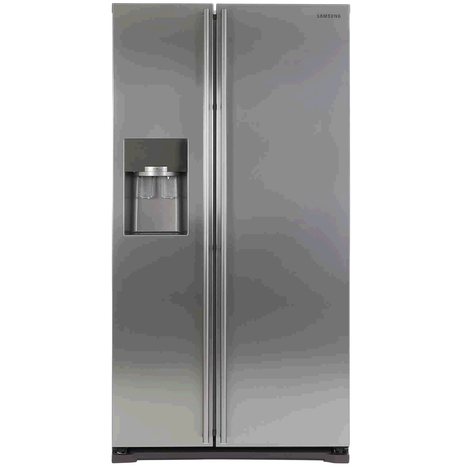 Samsung RS7567BHCSL American Style Frost Free  Fridge Freezer Stainless Steel Plumbed In Water and Ice Dispenser