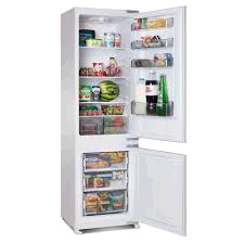 Montpellier MIFF7301 Frost Free Built In Integrated Fridge Freezer 70/30