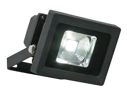 Saxby Olea 11w LED Floodlight in BLack