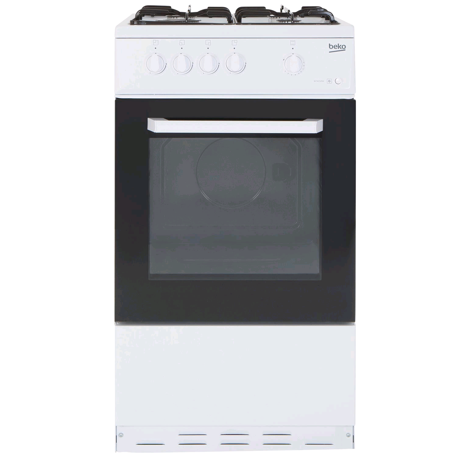 Beko Gas Cooker Single Oven 50Wide