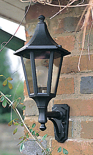 JCC Java Mini Upwards Lantern Black