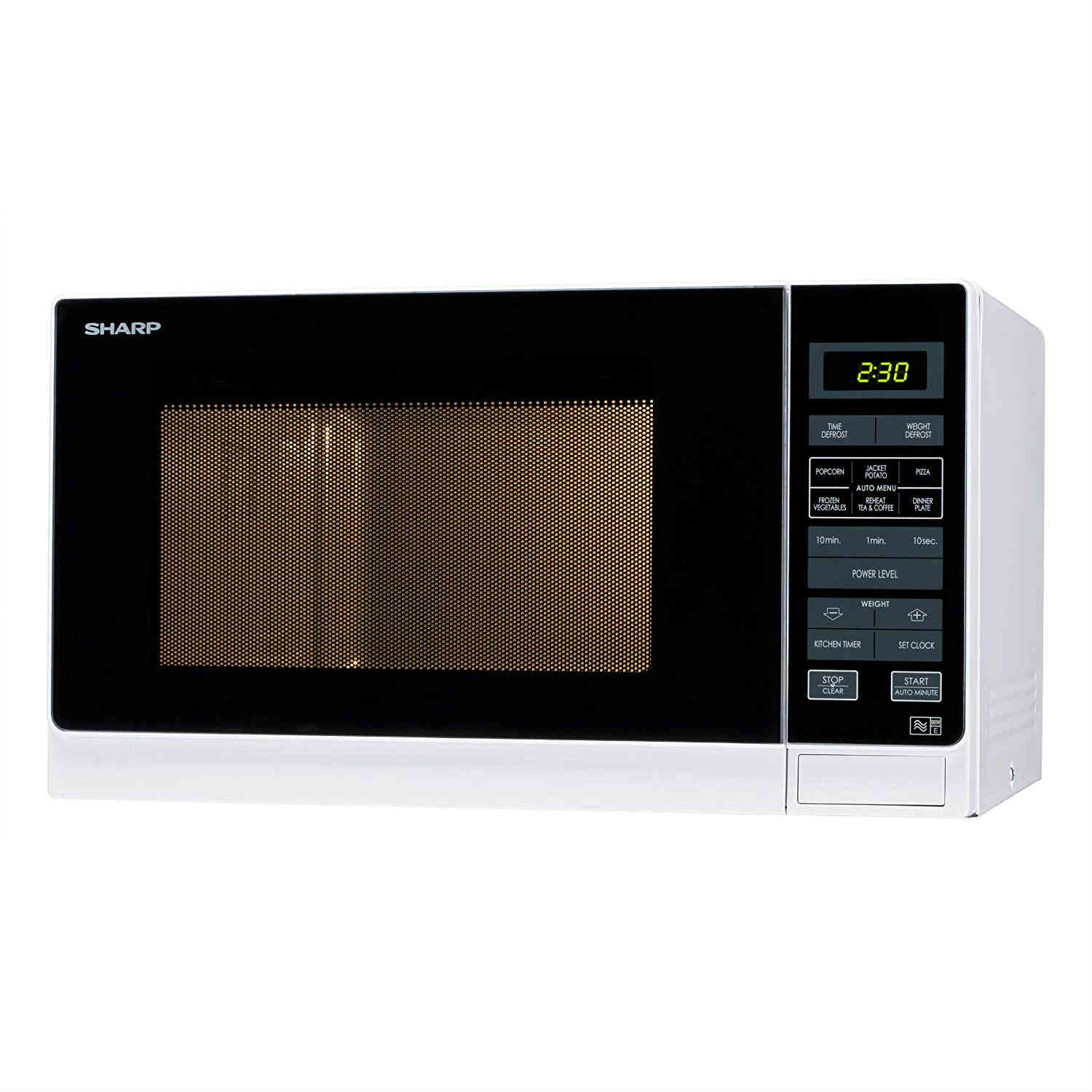 Sharp 25Ltr Solo Touch Control Microwave