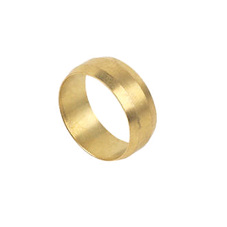 Brass Olive 15mm
