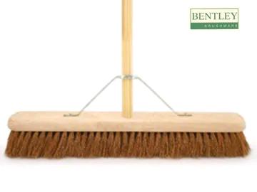 Bentley 0560776 Coco Broom + Handle Soft 20in