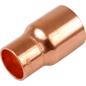 Copper Fitting Reducer 15mm x 10mm Endfeed