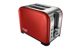 Russell Hobbs 2 Slice Cantebury Toaster RED