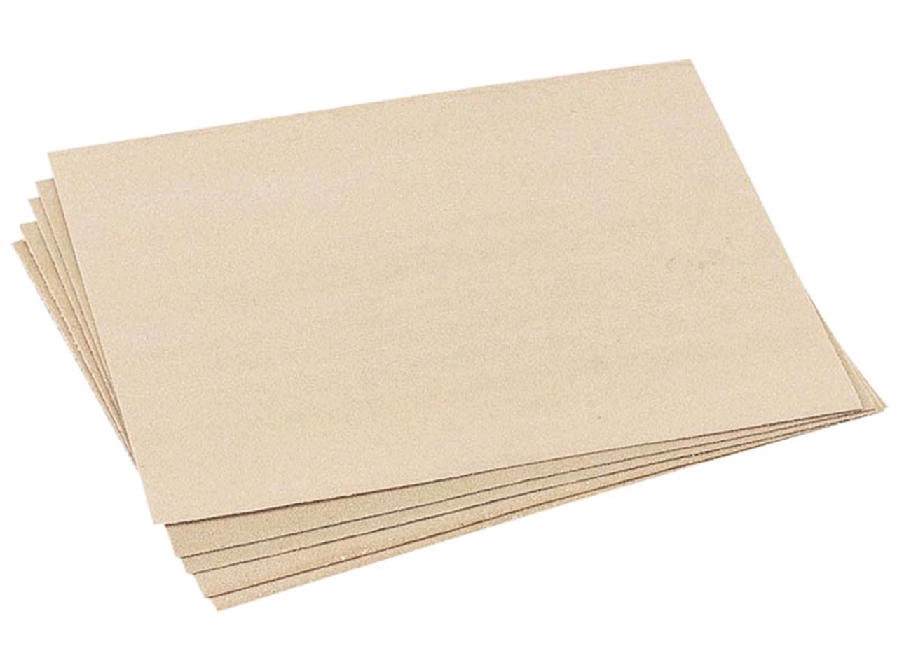 Draper Glass Paper Assorted Sheets 280 x 230mm