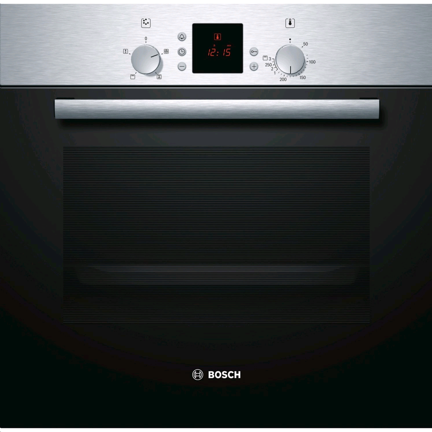 Bosch Built in Single Oven 66L Defrost Facility H595 W595