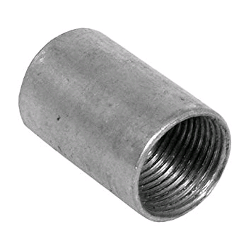 Galvanized Coupler 25mm