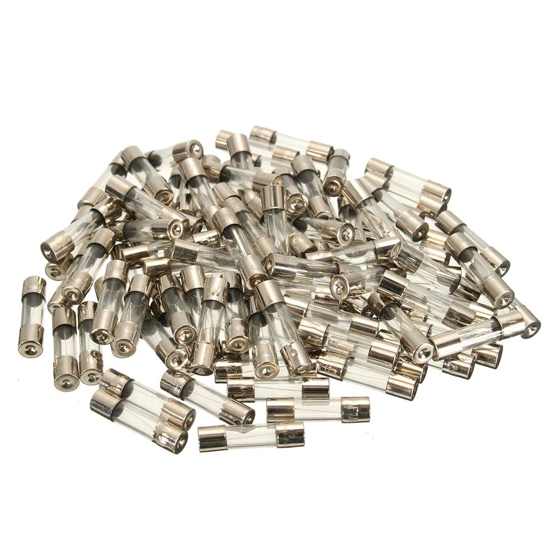 Glass Fuse 500mA 5 x 20mm (T) Slow Blow Glass 250V
