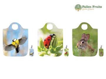 FALLEN FRUITS 2140540 Foldable Shopping Bags TP150