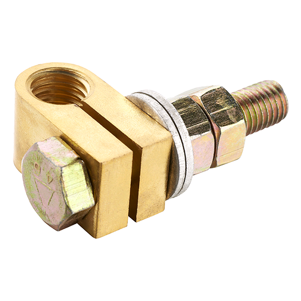 Niglon Brass Earth Clamp For CBER4 Earth Rod