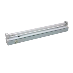 CED Empty Batten Housing For LED Tubes 4ft