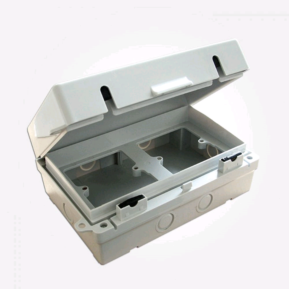 Eterna Dual IP65 Accessory Box