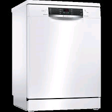 Bosch Dishwasher 14 Place H845 W600 D600 6.5Litre water consumption