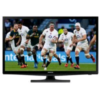 Samsung 28in LED TV HD Ready Built in freeview