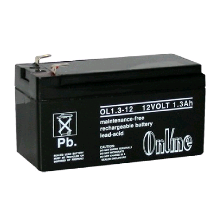 Battery Rechargeable 12v 1.3Ah LY11-042-19