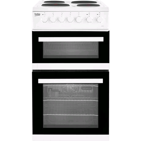 Beko Double Oven With Grill Solid Plates H900 W500 D600