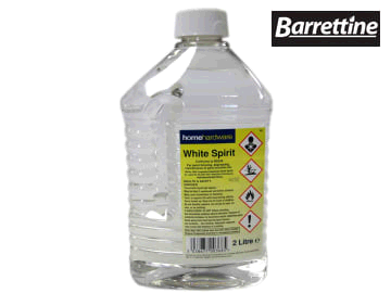 Barrettine 0430053 White Spirit 2 Ltr