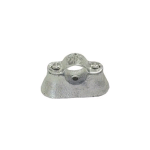 Galvanized Distance/Hospital Saddle Clips 25mm