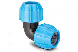 Polypipe Elbow 32mm (for MDPE)