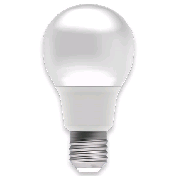 Bell Dimmable 9W ES LED GLS 4000K Warm White