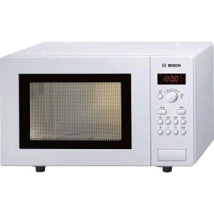 Bosch 800w Microwave 17Ltr Digital Control Push Button Door