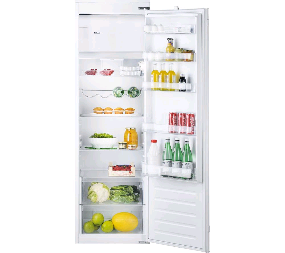 Hotpoint Built In Fridge With Ice Box