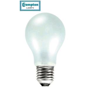 Crompton 10031 60W ES Pearl Lamp