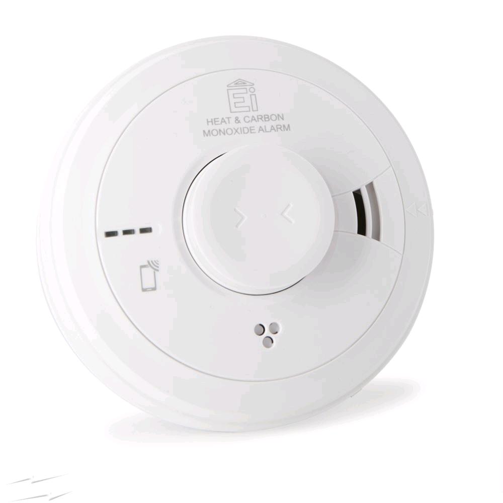 Aico Twin Sensor Alarm Heat & Carbon Monoxide + AudioLink