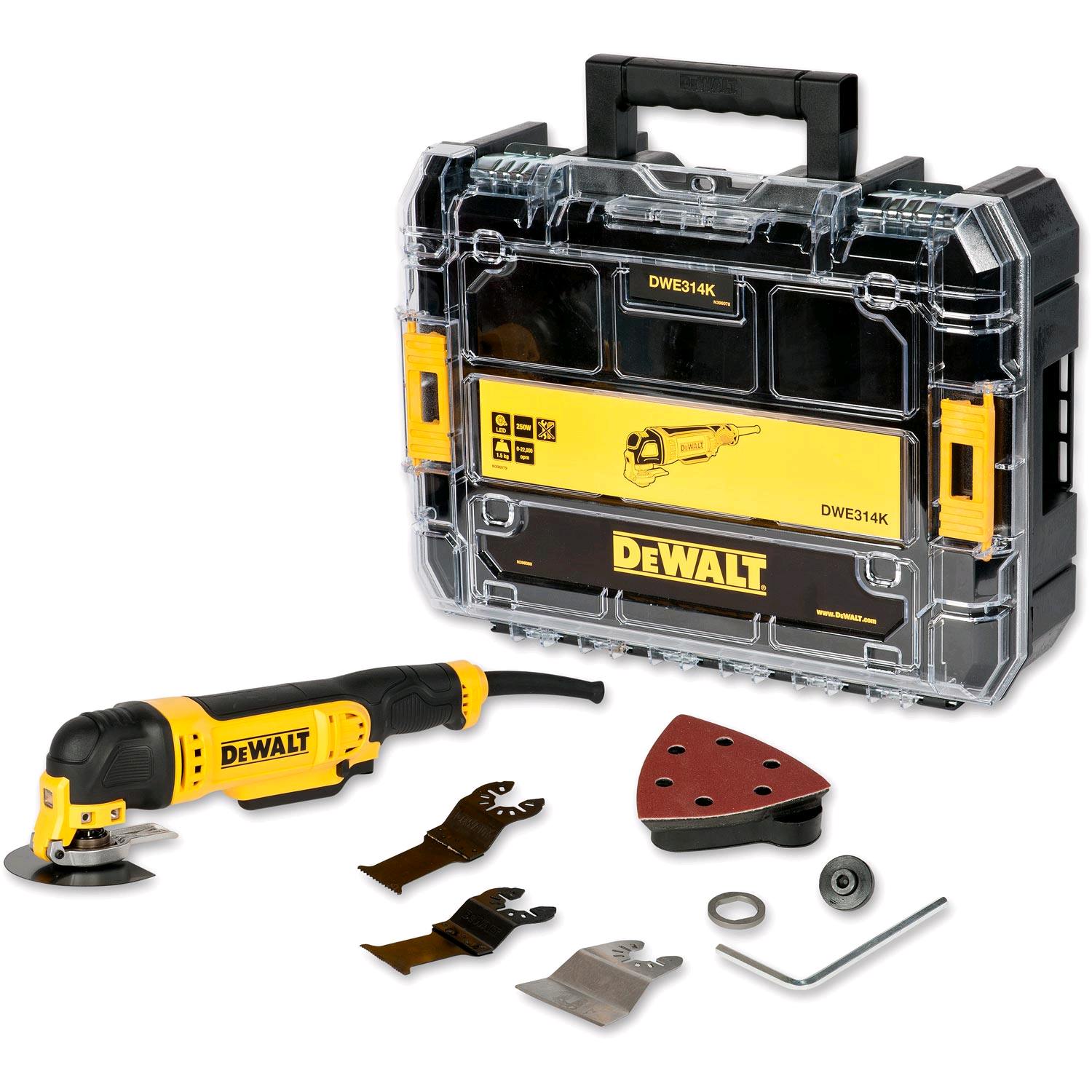 DeWalt Multi-Function Tool & Accessories