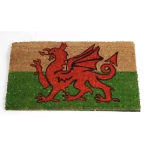Dandy Kentwell Red Dragon Indoor/Outdoor Mats 70x40cm