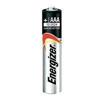 Energizer Battery 1.5V AAA  4 + 1 Pack S9534