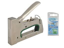 Rapid Heavy Duty Staple Gun With Extra Staples