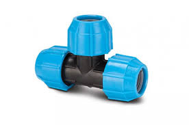 Polypipe Equal Tee 32mm (For MDPE)