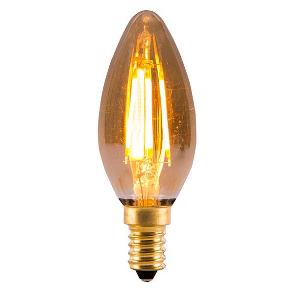 Bell Vintage 4w SES LED Candle Amber 2000K