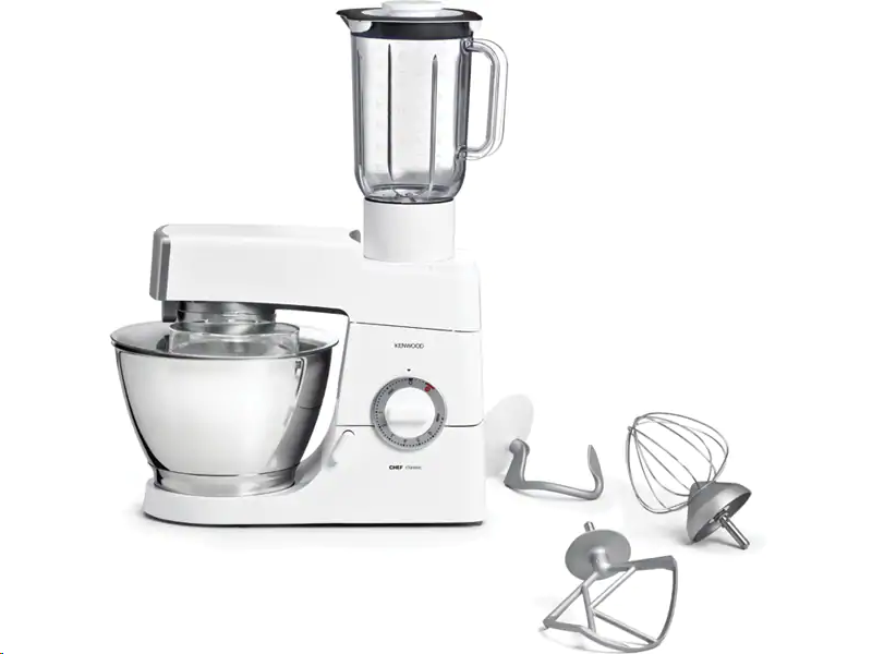 Kenwood KM336 Chef Classic Mixer 800w 4.6Ltr Stainless Bowl
