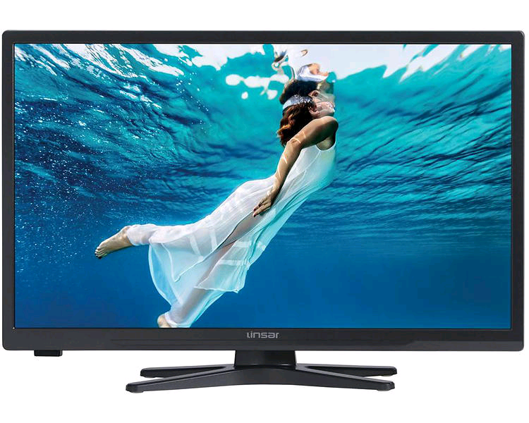 Linsar 22 LED TV/DVD SMART Freeview HD USB Pause/Record""