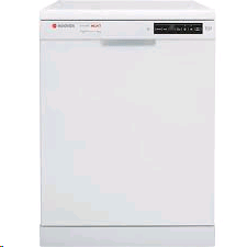 Hoover 13 Place Dishwasher With One Touch Full Size White A+
