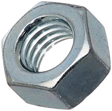 M8 8mm Hexagonal Nut