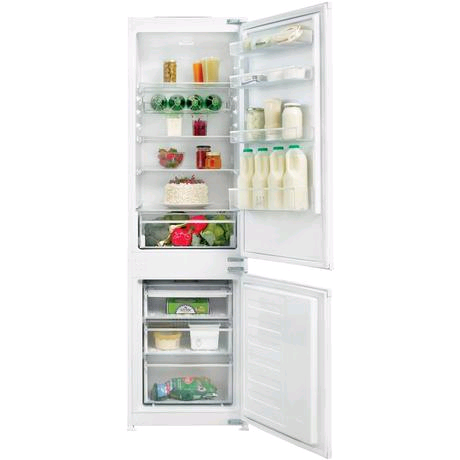 Blomberg 70/30 Integrated Frost Free Fridge Freezer 193/69ltr  H1778 W540