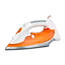 Brabantia Steam Iron Self Cleaning Ceramic Soleplate 2200w