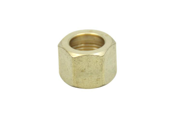 Copper 10mm Compression Nut